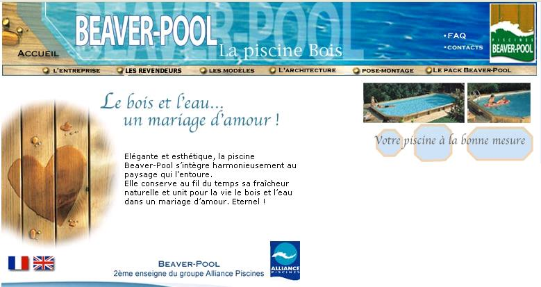 Ma piscine for Beaver pool piscine